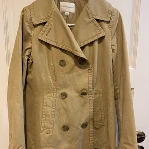 BANANA REPUBLIC Jacket Size M Double Breast Coat